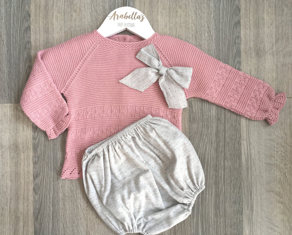 48cee5ce4 VB BY JULIANA - Victoria Jam Pant Set – Arabella s Baby Boutique