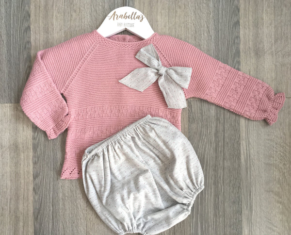 VB BY JULIANA - Victoria Jam Pant Set - Arabella's Baby Boutique