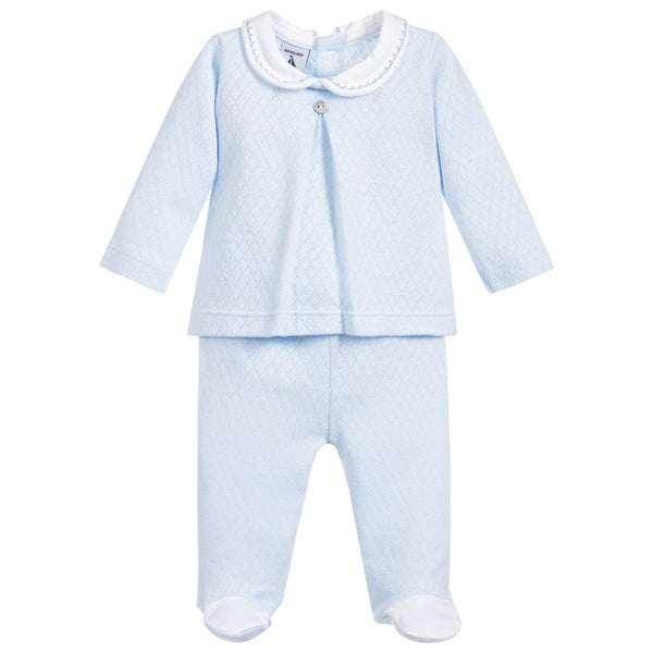 Babidu Baby Cotton Two Piece - Arabella's Baby Boutique