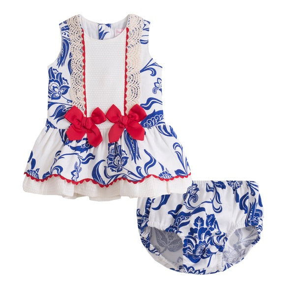 'Bella' Baby Dress - Arabella's Baby Boutique