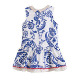 'Bella' Older Girl's Dress - Arabella's Baby Boutique