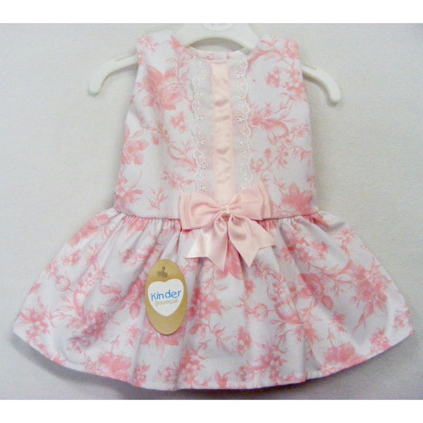 KINDER - 'Jenny' Dress - Arabella's Baby Boutique