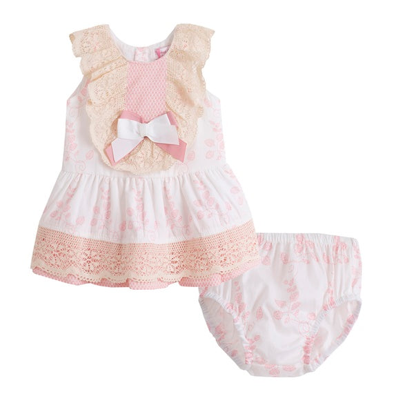 'Elisa' Baby Dress set - Arabella's Baby Boutique