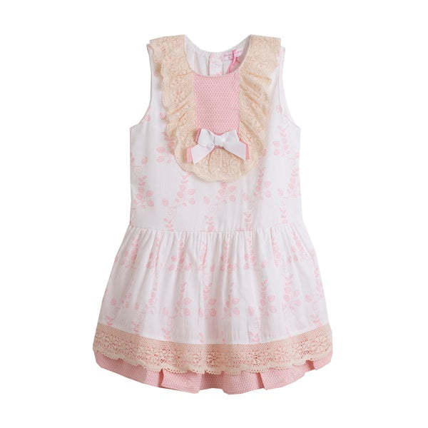 'Elisa' Older Girl's Dress - Arabella's Baby Boutique