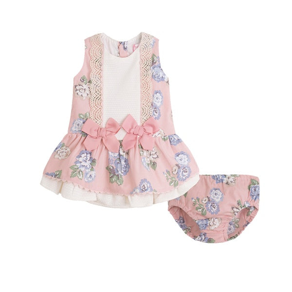 'Marta' Baby Girl's Dress - Arabella's Baby Boutique