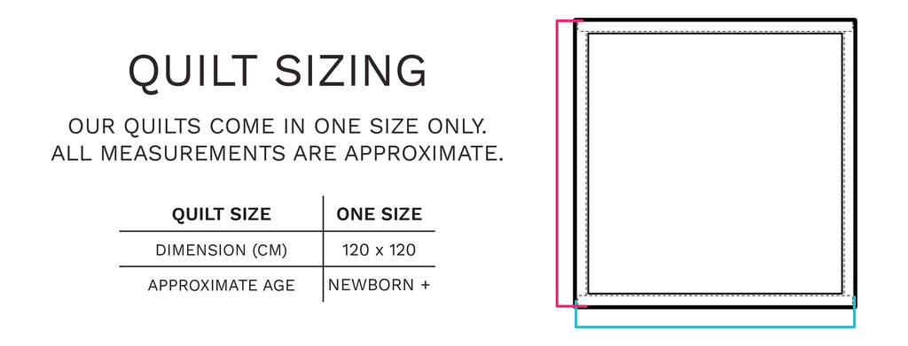 Quilt Sizing - Chuckles & Caz