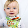 Australian Watercolour Dribble Bib - Chuckles & Caz