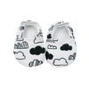 Clouds Baby Booties - Chuckles & Caz