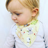 Cute Australian Animals Print Pocket Tee & matching Dribble Bib - Gift Set - Chuckles & Caz