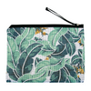 Large Tropical Palm Neoprene Purse - Chuckles & Caz