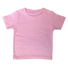 Light Pink Tee - Chuckles & Caz