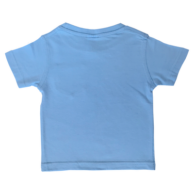 Shark Print Pocket Tee - Chuckles & Caz