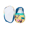 Manly Beach Baby Booties - Chuckles & Caz