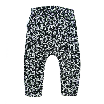 Mono Skullz Leggings - Chuckles & Caz