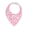 Pink Hawaiian Dribble Bib - Chuckles & Caz