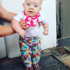 Little Monsters Leggings - Chuckles & Caz
