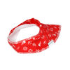 Red Nautical Dribble Bib - Chuckles & Caz