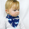 Boys Dribble Bib 3pk - Gift Set 1 - Chuckles & Caz