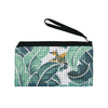 Tropical Palm Neoprene Purse - Gift Set - Chuckles & Caz