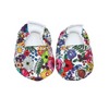 Super Floral Baby Booties - Chuckles & Caz