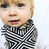 Tribal Geometric Dribble Bib