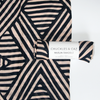 Tribal Geometric Muslin Swaddle - Chuckles & Caz