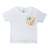 Cute Australian Animals Print Pocket Tee - Chuckles & Caz