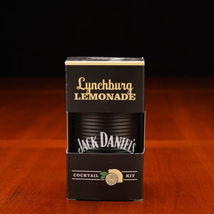 Jack Daniel's Lynchburg Lemonade Kit from The United Kingdom at The Whiskey Cave