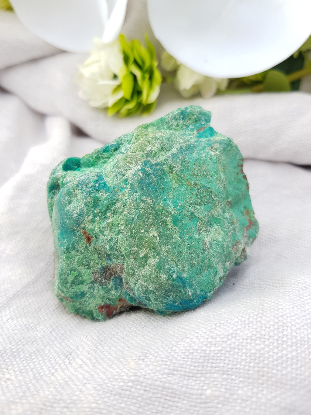 Chrysocolla Natural