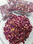 Rose Petal Dried Small