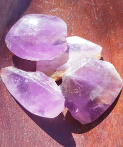 Ametrine Half Polished XS