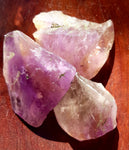Ametrine Half Polished Large