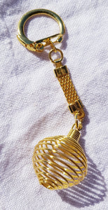 Key Chain Gold Coloured