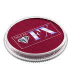Diamond FX vandbaseret sminke Bordeaux Red 30 g