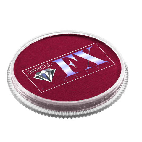 Diamond FX vandbaseret sminke Bordeaux Red 32 g