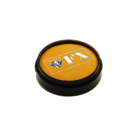 Diamond FX vandbaseret sminke Golden Yellow 10 g