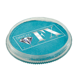 Diamond FX vandbaseret sminke Light Azure 32 g