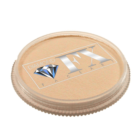 Diamond FX vandbaseret sminke Light Skin 30 g