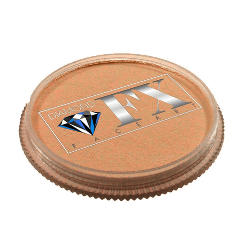 Diamond FX vandbaseret sminke Medium Skin 30 g
