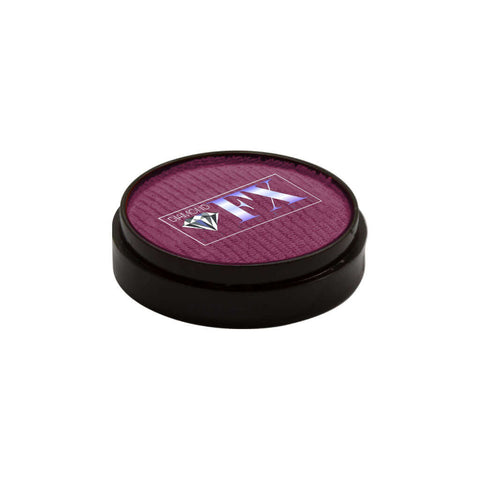 Diamond FX vandbaseret sminke Red Lilac Metallic 10 g