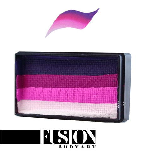 Fusion Body Art Rich Orchid Split Cake 30 g