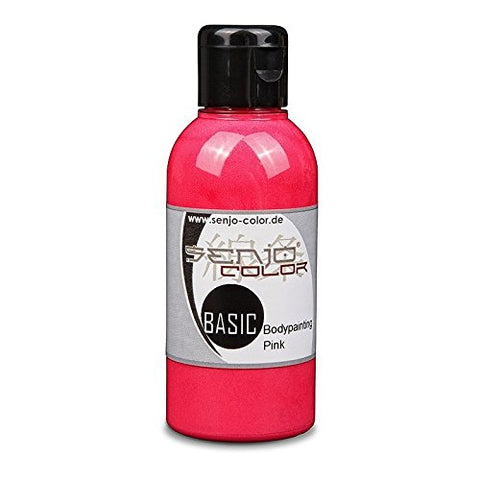 Senjo Color maling til airbrush Pink 75 ml