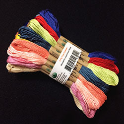 Valdani - 6 Ply Floss Collection Solids