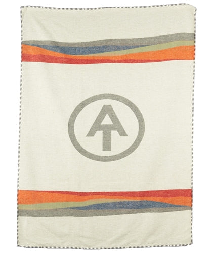 APPALACHIAN Trail Blanket