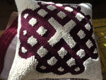 Celtic Heart -  Pillow Kit - Oxford Punch