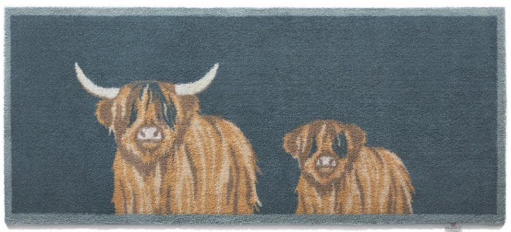 Highland Cow Runner