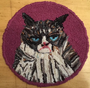 Pattern - Grumpy Cat
