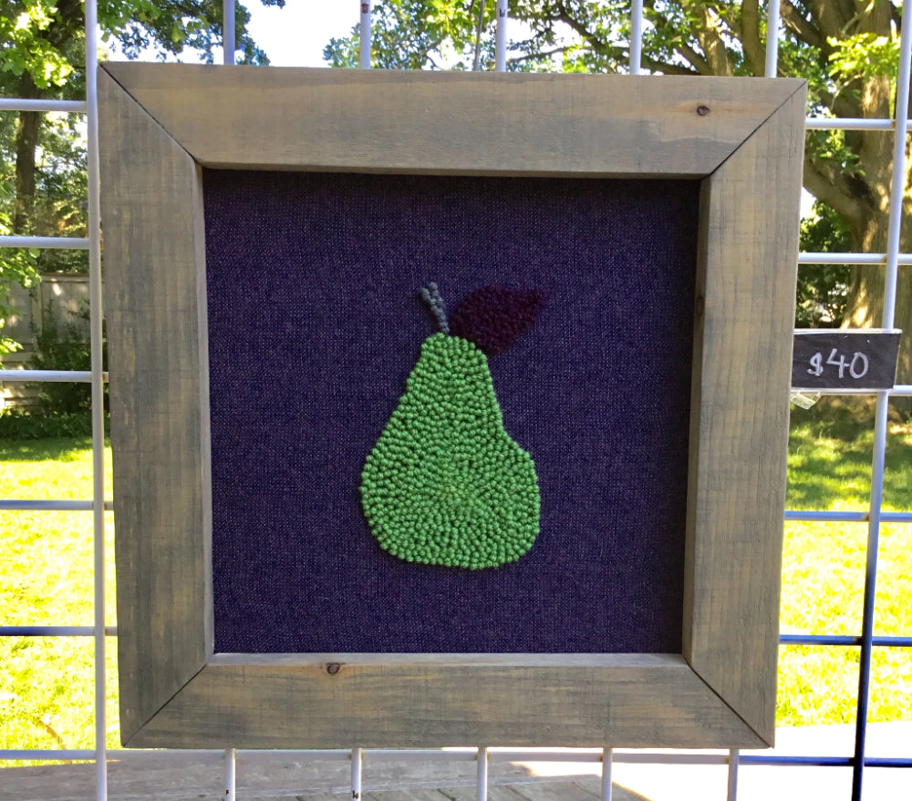 Pear - Wall Hanging