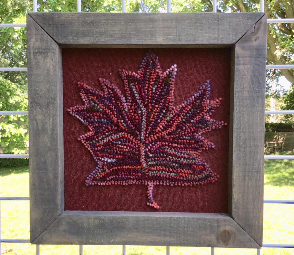 Maple Leaf - Wall Hanging