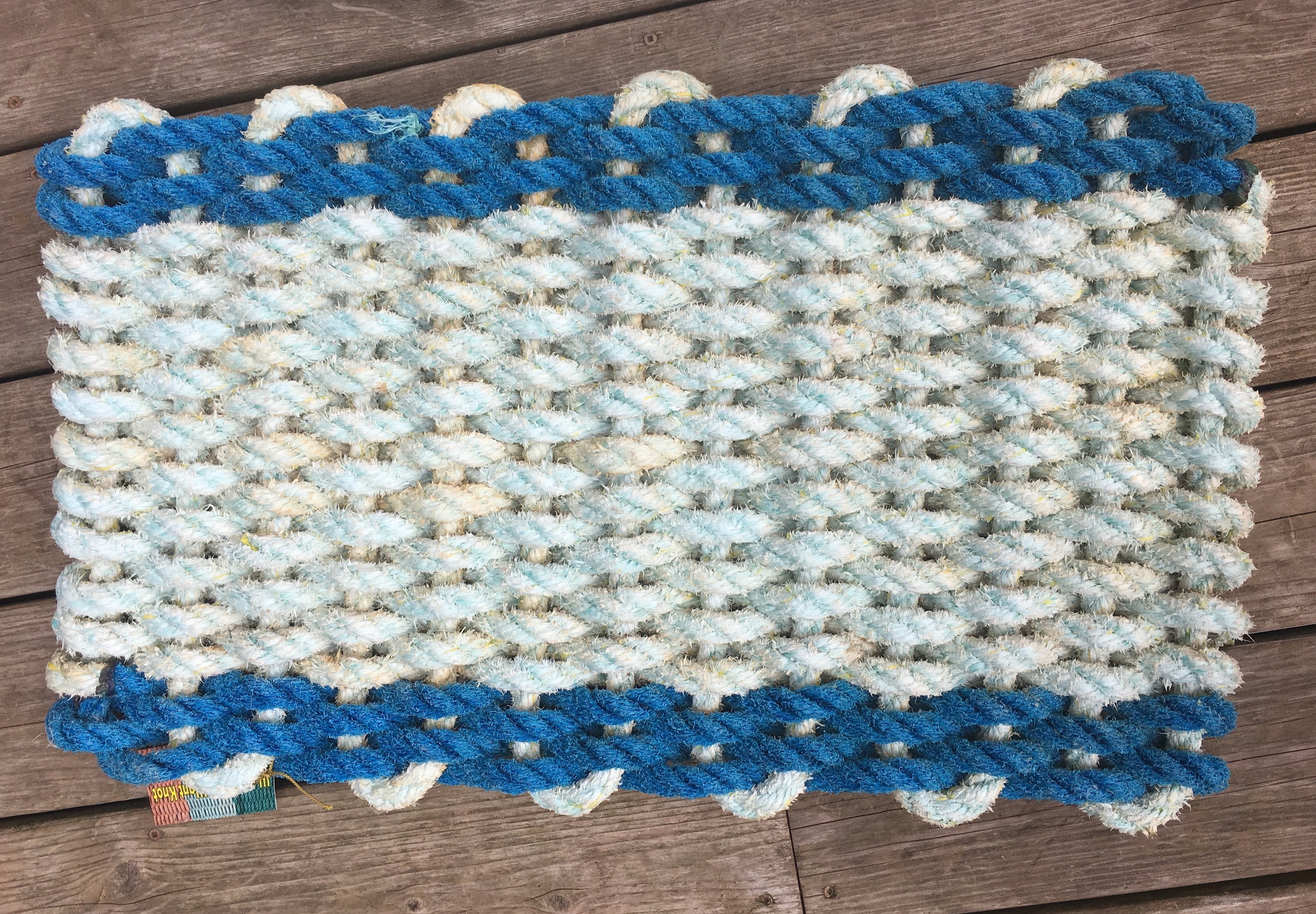 Rope - Blue stripe